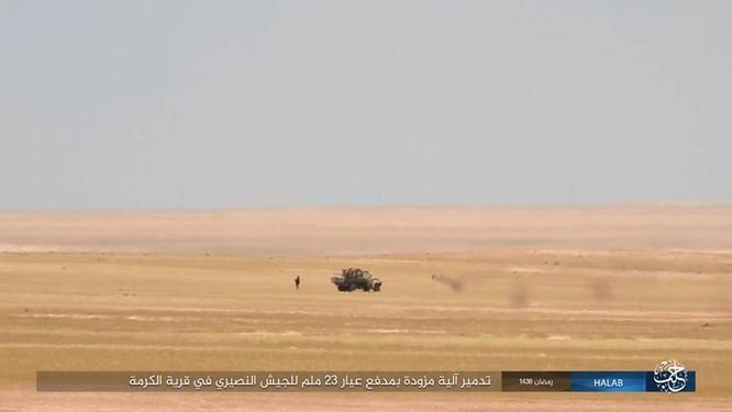 IS quyết tử chiến trong pháo đài cuối cùng ở Aleppo ảnh 3