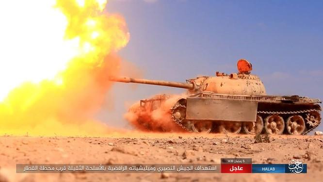 IS quyết tử chiến trong pháo đài cuối cùng ở Aleppo ảnh 5
