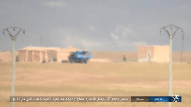 IS quyết tử chiến trong pháo đài cuối cùng ở Aleppo ảnh 7