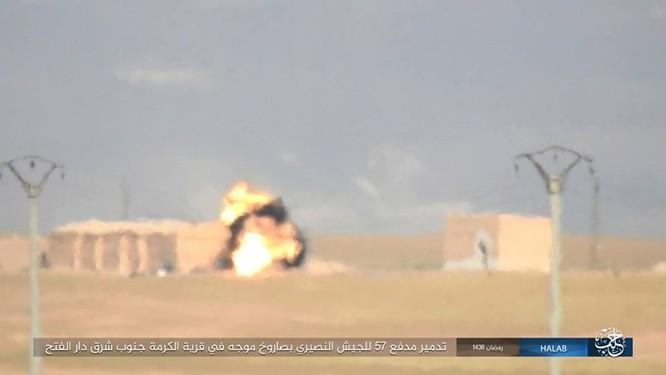 IS quyết tử chiến trong pháo đài cuối cùng ở Aleppo ảnh 8