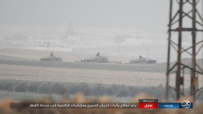 IS quyết tử chiến trong pháo đài cuối cùng ở Aleppo ảnh 14