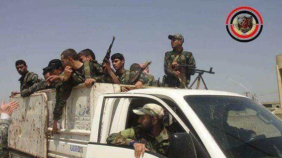 Không quân Nga dội lửa IS, chuẩn bị tấn công lớn trên chiến trường Hama ảnh 1