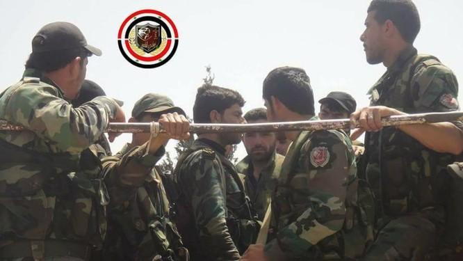 Không quân Nga dội lửa IS, chuẩn bị tấn công lớn trên chiến trường Hama ảnh 2