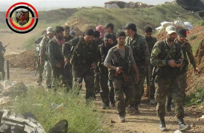 Không quân Nga dội lửa IS, chuẩn bị tấn công lớn trên chiến trường Hama ảnh 4