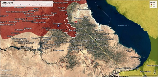 """""""Hổ Syria"""" sắp nghiền nát IS tại sào huyệt cuối cùng ở đông Aleppo ảnh 1"""