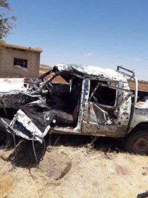 Nhóm chiến binh IS mất mạng vì lọt ổ phục kích ảnh 1