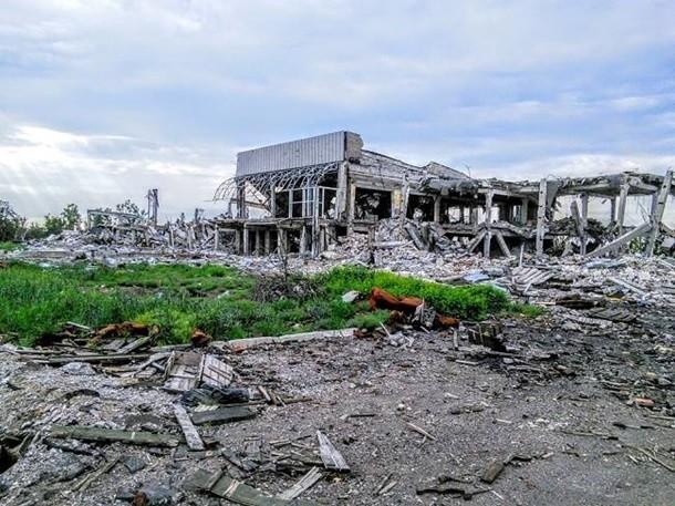 Cuộc chiến đẫm máu giành giật sân bay Lugansk, Ukraine ảnh 5