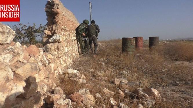 """""""Cố vấn quân sự"""" Nga trực tiếp chiến đấu ở Syria ảnh 5"""