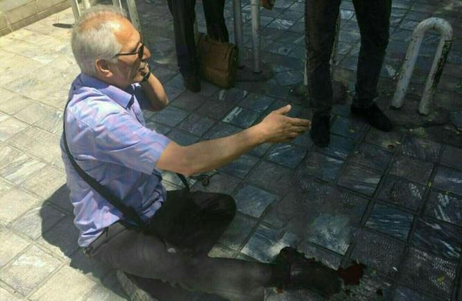 IS tấn công quốc hội và lăng mộ lãnh đạo Iran ảnh 3