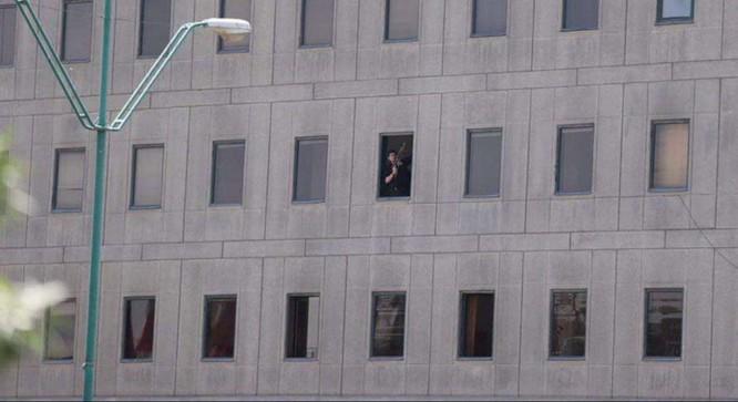 IS tấn công quốc hội và lăng mộ lãnh đạo Iran ảnh 6