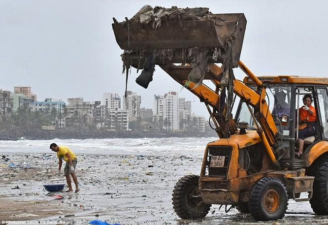"""Chiến dịch dọn rác bãi biển lớn nhất thế giới """"quét"""" hơn 5.000 tấn rác ảnh 7"""