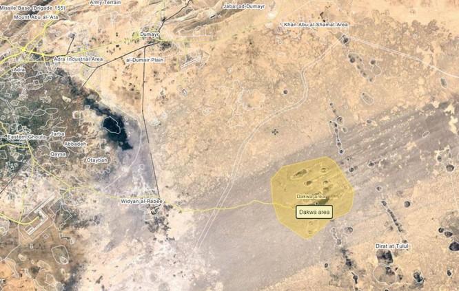 Mỹ tiếp tục tấn công quân đội Syria, FSA vẫn thất bại trước quân Assad ảnh 1