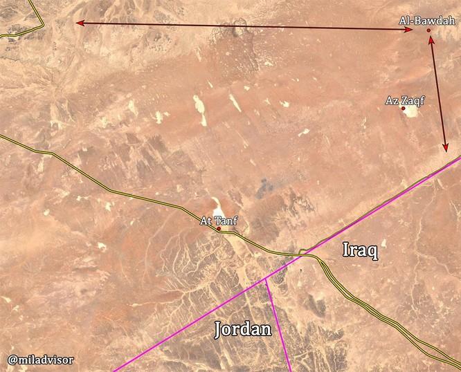 Chiến sự Syria: Quân Assad cắt đường Mỹ và FSA tiến về Deir Ezzor ảnh 1