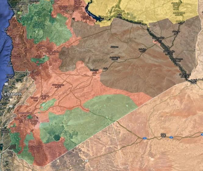 Quân đội Syria tốc chiến bao vây phiến quân FSA do Mỹ hậu thuẫn (chùm video) ảnh 1