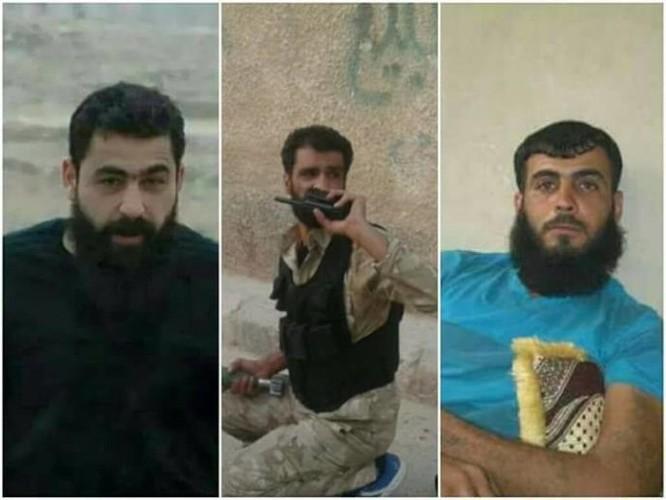 Syria tung đòn tái chiếm Daraa, 3 thủ lĩnh phiến quân mất mạng (video) ảnh 1