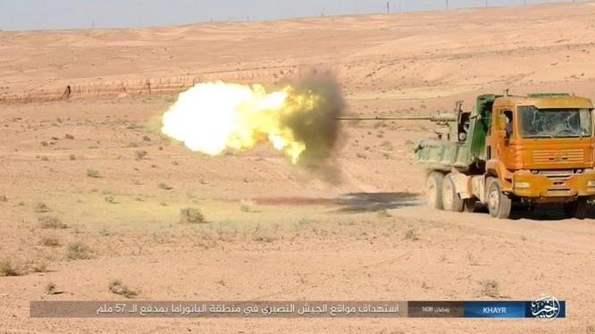"""IS dốc toàn lực tấn chiếm Deir Ezzor, quân đội Syria """"ngàn cân treo sợi tóc"""" ảnh 2"""