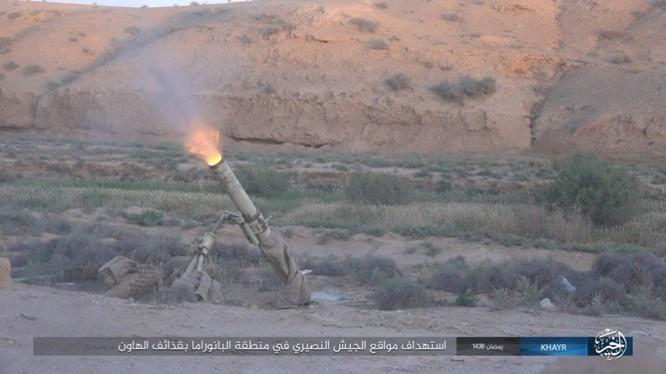 """IS dốc toàn lực tấn chiếm Deir Ezzor, quân đội Syria """"ngàn cân treo sợi tóc"""" ảnh 4"""