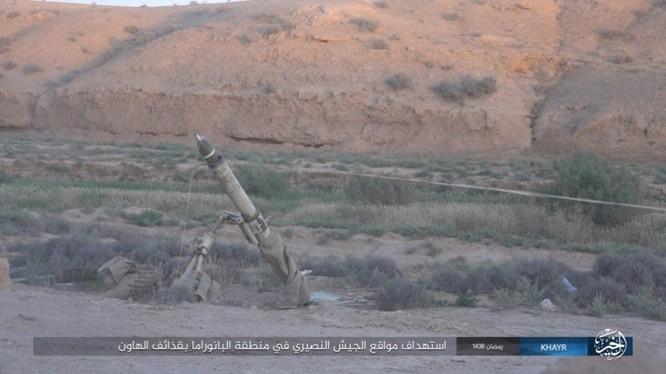 """IS dốc toàn lực tấn chiếm Deir Ezzor, quân đội Syria """"ngàn cân treo sợi tóc"""" ảnh 5"""