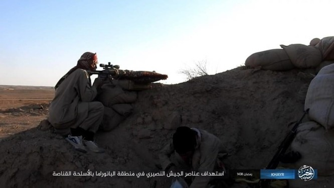 """IS dốc toàn lực tấn chiếm Deir Ezzor, quân đội Syria """"ngàn cân treo sợi tóc"""" ảnh 8"""
