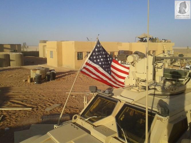 Chiến sự Syria: Đặc nhiệm Mỹ huấn luyện chiến đấu, tuần tra cùng phiến quân (video) ảnh 4
