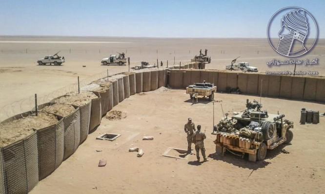 Chiến sự Syria: Đặc nhiệm Mỹ huấn luyện chiến đấu, tuần tra cùng phiến quân (video) ảnh 5