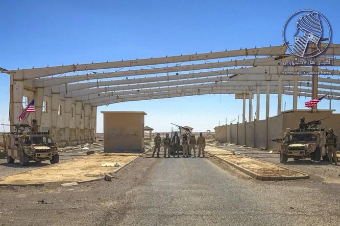 Chiến sự Syria: Đặc nhiệm Mỹ huấn luyện chiến đấu, tuần tra cùng phiến quân (video) ảnh 7