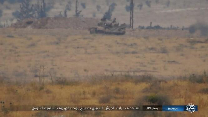 """""""Hổ Syria"""" đập tan IS, chiếm 12 địa bàn, 1.300 km2 tại tỉnh Raqqa (video) ảnh 1"""