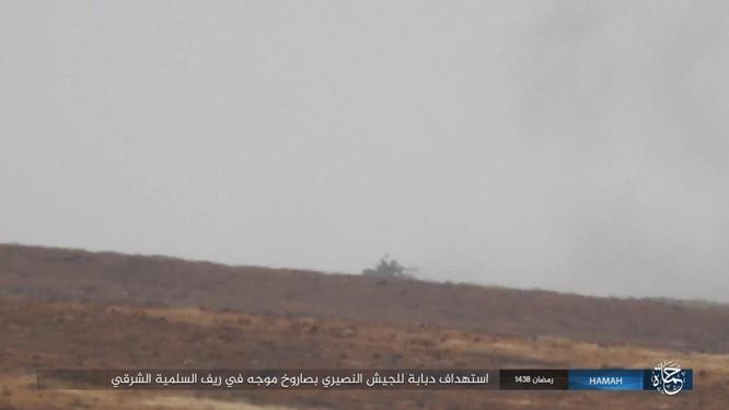 """""""Hổ Syria"""" đập tan IS, chiếm 12 địa bàn, 1.300 km2 tại tỉnh Raqqa (video) ảnh 3"""