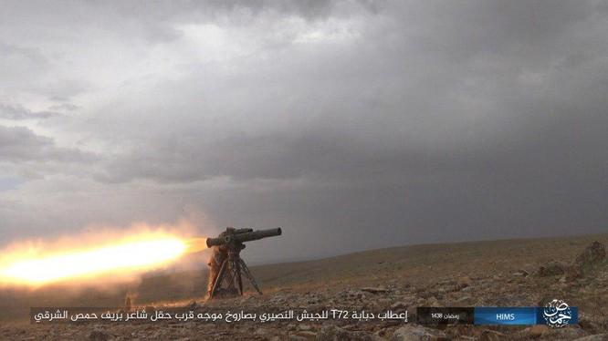Không quân Nga đánh đòn hủy diệt, quân đội Syria truy quét IS ở Palmyra ảnh 1