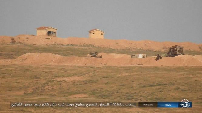 Không quân Nga đánh đòn hủy diệt, quân đội Syria truy quét IS ở Palmyra ảnh 2