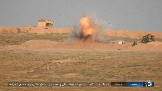 Không quân Nga đánh đòn hủy diệt, quân đội Syria truy quét IS ở Palmyra ảnh 5