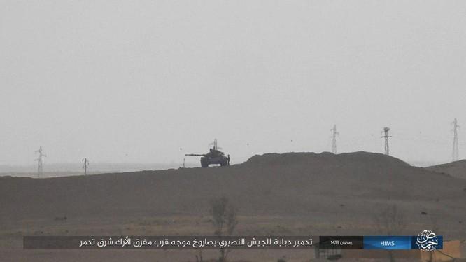 Không quân Nga đánh đòn hủy diệt, quân đội Syria truy quét IS ở Palmyra ảnh 6
