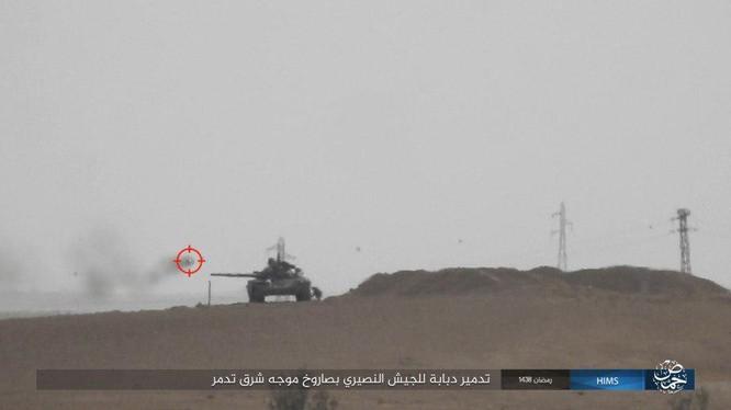 Không quân Nga đánh đòn hủy diệt, quân đội Syria truy quét IS ở Palmyra ảnh 7