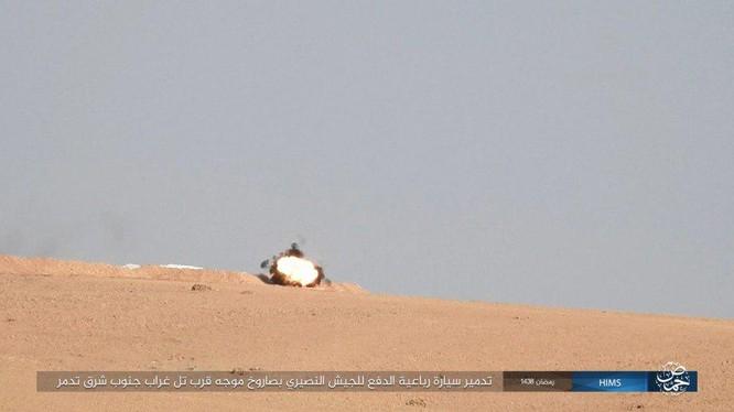 Không quân Nga đánh đòn hủy diệt, quân đội Syria truy quét IS ở Palmyra ảnh 15