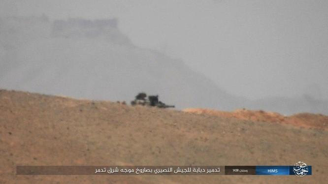 Không quân Nga đánh đòn hủy diệt, quân đội Syria truy quét IS ở Palmyra ảnh 16