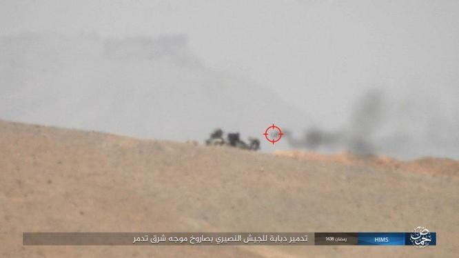 Không quân Nga đánh đòn hủy diệt, quân đội Syria truy quét IS ở Palmyra ảnh 17