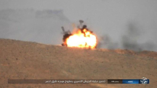 Không quân Nga đánh đòn hủy diệt, quân đội Syria truy quét IS ở Palmyra ảnh 18