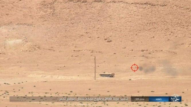 Không quân Nga đánh đòn hủy diệt, quân đội Syria truy quét IS ở Palmyra ảnh 19