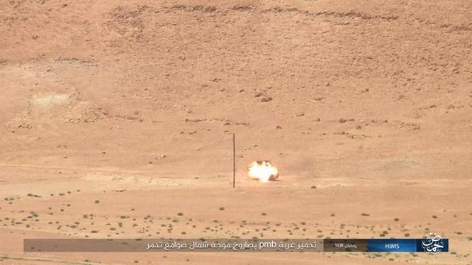 Không quân Nga đánh đòn hủy diệt, quân đội Syria truy quét IS ở Palmyra ảnh 20