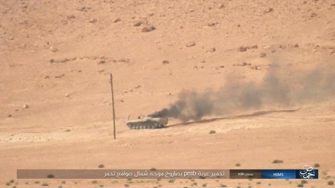 Không quân Nga đánh đòn hủy diệt, quân đội Syria truy quét IS ở Palmyra ảnh 21