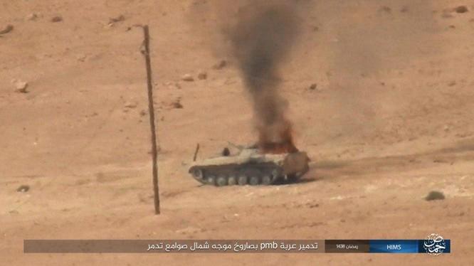 Không quân Nga đánh đòn hủy diệt, quân đội Syria truy quét IS ở Palmyra ảnh 22