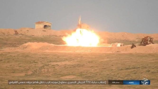 IS bắn tên lửa TOW Mỹ đánh chặn quân đội Syria ảnh 2