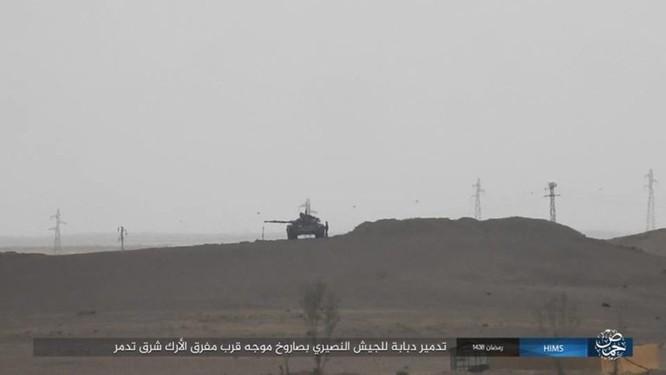 IS bắn tên lửa TOW Mỹ đánh chặn quân đội Syria ảnh 3