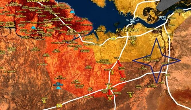 Mỹ bắn hạ chiến đấu cơ Syria, cuộc chiến xí phần bắt đầu khốc liệt ảnh 1