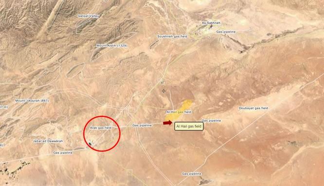 Nga không kích băm nát IS, quân đội Syria tiến đánh về giải vây Deir Ezzor ảnh 2