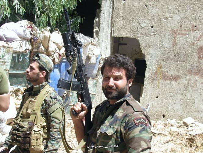 Vệ binh Syria giáng đòn vào chiến tuyến thánh chiến ngoại ô Damascus ảnh 2