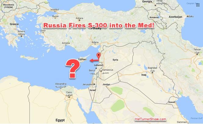 Nghi vấn S-300 Nga bắn hạ máy bay Global Hawk Mỹ trên Địa Trung Hải ảnh 1