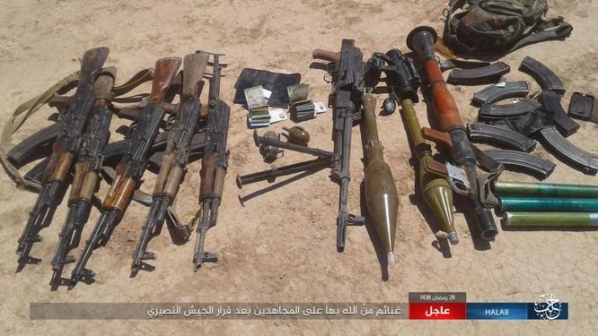 """""""Hổ Syria"""" truy diệt phiến quân IS trên chiến trường Hama (video) ảnh 1"""