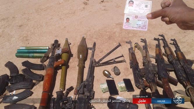 """""""Hổ Syria"""" truy diệt phiến quân IS trên chiến trường Hama (video) ảnh 2"""