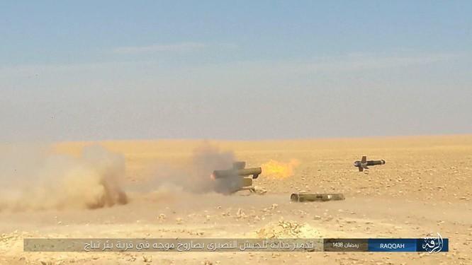 """""""Hổ Syria"""" truy diệt phiến quân IS trên chiến trường Hama (video) ảnh 3"""